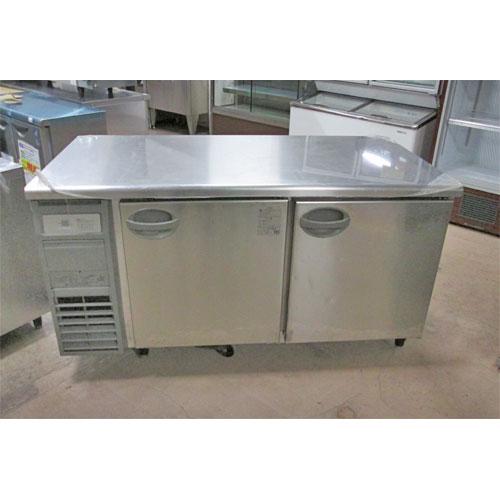 【中古】冷蔵コールドテーブル 福島工業(フクシマ) YRW-150RM(改) 幅1500×奥行750×高さ800 【送料無料】【業務用】【厨房機器】
