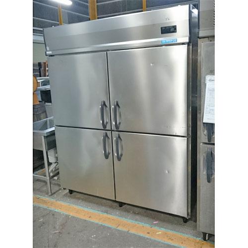 【中古】縦型冷蔵庫 大和冷機 503CD-NP-EC 幅1500×奥行800×高さ1900 三相200V 【送料無料】【業務用】