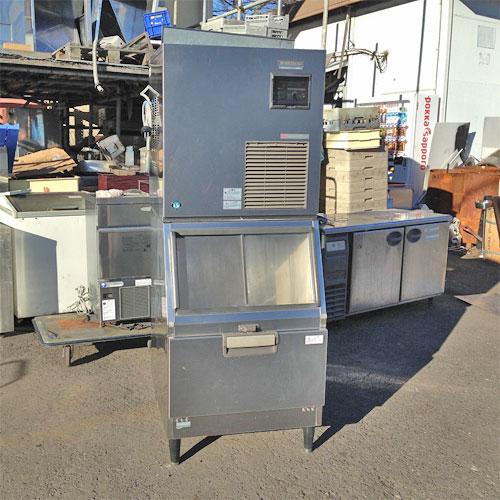 【中古】製氷機 ホシザキ CM-300AF 幅700×奥行790×高さ1800 三相200V 【送料別途見積】【業務用】【厨房機器】