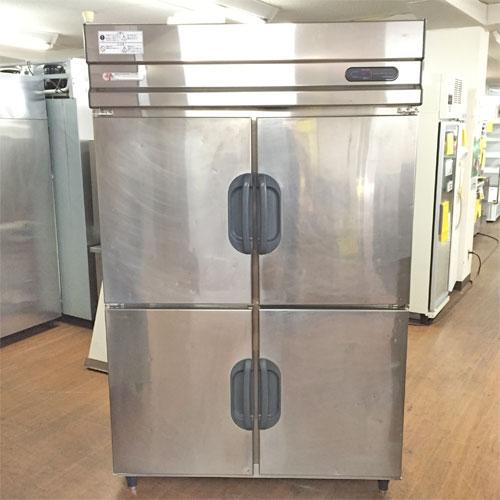 【中古】冷蔵庫 福島工業 EXD-40RMTA7 幅1200×奥行850×高さ1900 三相200V 【送料無料】【業務用】【厨房機器】
