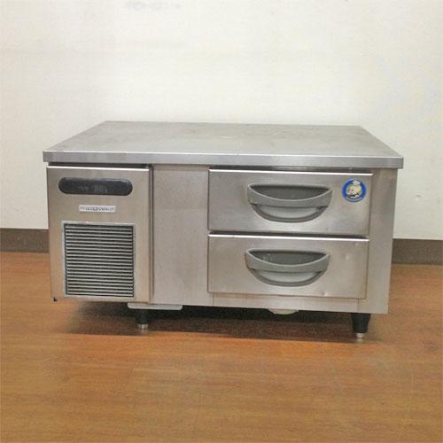 【中古】《大幅値下》冷蔵ドロワーコールドテーブル 北沢産業 KTBW-30RM2 幅900×奥行750×高さ500 【送料無料】【業務用】