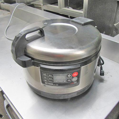 【中古】IH炊飯ジャー タイガー(TIGER) JIW-A360 幅520×奥行420×高さ350/業務用/送料別途見積