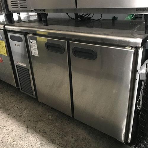 【中古】冷蔵コールドテーブル 福島工業(フクシマ) RXC-40RN7 幅1200×奥行600×高さ800 【送料別途見積】【業務用】【厨房機器】