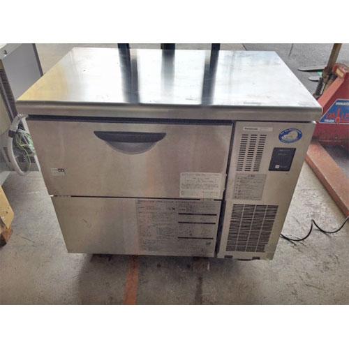 【中古】チップアイス製氷機 パナソニック(Panasonic) SIM-C120LA 幅900×奥行600×高さ850 【送料別途見積】【業務用】【厨房機器】
