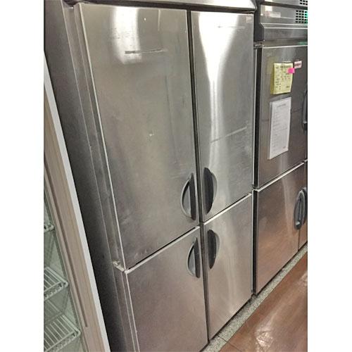 【中古】縦型冷蔵庫 サンヨー SRR-F984SA 幅900×奥行800×高さ2000 【送料別途見積】【業務用】【厨房機器】