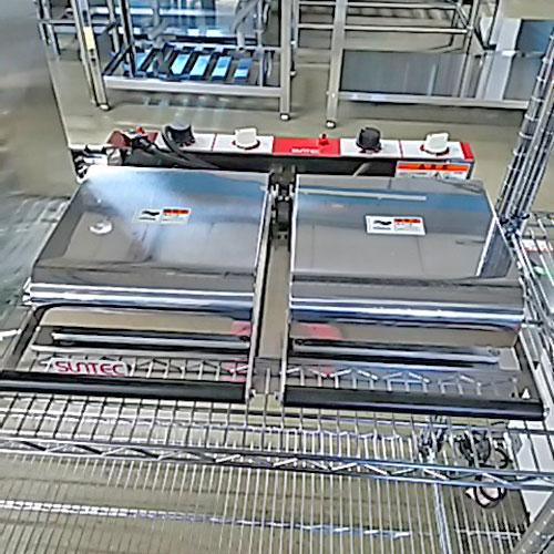 【中古】お好み焼き器 OK-2 幅510×奥行445×高さ165 【送料別途見積】【業務用】