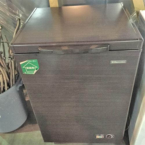 【中古】チェストフリーザー(冷凍ストッカー) エレクトロラックス ECM1100PB-NJP 幅602×奥行560×高さ908 【送料別途見積】【業務用】【厨房機器】