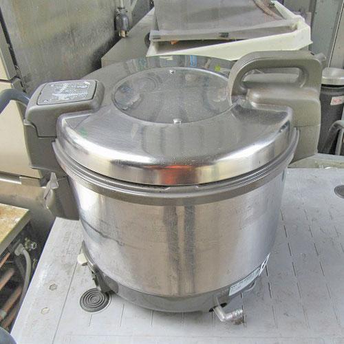【中古】炊飯器 PR-4200S1 幅385×奥行438×高さ371 都市ガス 【送料別途見積】【業務用】