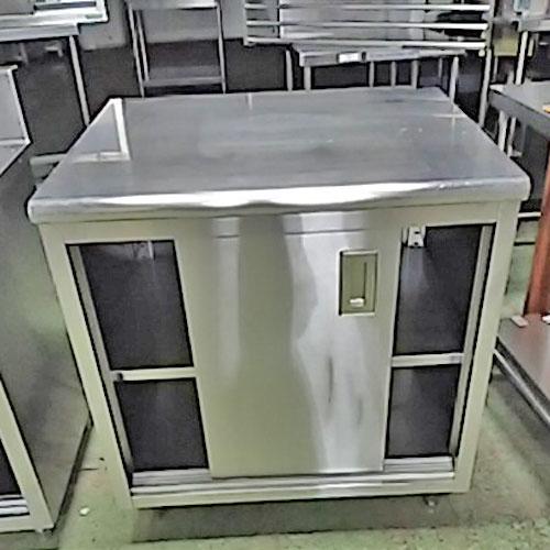【中古】調理台 幅800×奥行750×高さ820 【送料無料】【業務用】