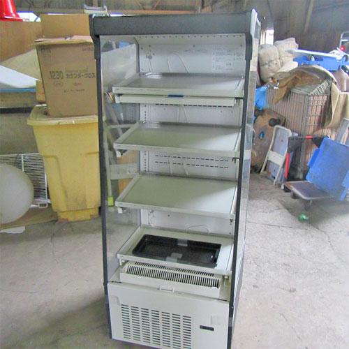 【中古】冷蔵オープンショーケース パナソニック(Panasonic) SAR-246CHVCL 幅600×奥行610×高さ1500 【送料無料】【業務用】【厨房機器】