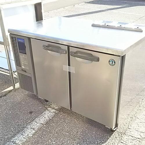 【中古】冷蔵サンドイッチコールドテーブル ホシザキ RT-120SDF 幅1200×奥行750×高さ800 【送料別途見積】【業務用】【厨房機器】