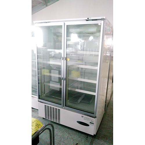 【中古】冷凍リーチインショーケース ホシザキ USF-120X3-1 幅1200×奥行800×高さ1915 三相200V 【送料無料】【業務用】