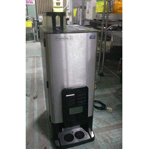 【中古】ボナマット フルオートドリップコーヒーマシン FMI(エフエムアイ) FO(G) 幅317×奥行505×高さ900 【送料無料】【業務用】