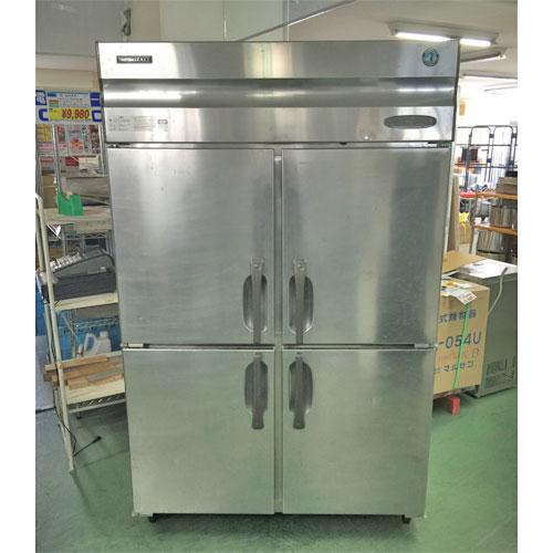 【中古】縦型冷蔵庫 ホシザキ HR-120LXT3 幅1200×奥行650×高さ1890 三相200V 【送料無料】【業務用】
