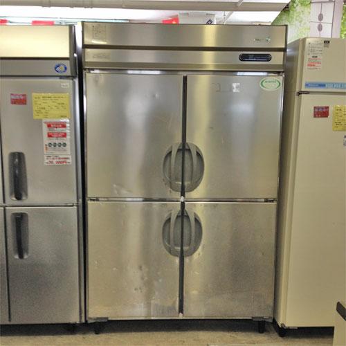 【中古】縦型冷蔵庫 フクシマガリレイ(福島工業) IRD-120RM03-F 幅1200×奥行800×高さ1950 三相200V 【送料別途見積】【業務用】