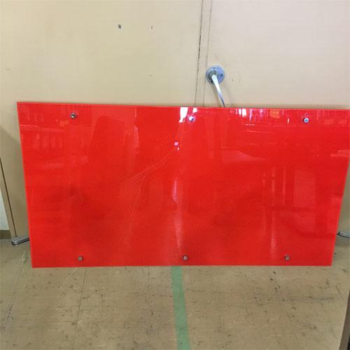 【中古】アクリル看板 幅1500×高さ800 【送料無料】【業務用】