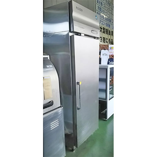 【中古】検食用冷凍庫 ホシザキ HF-63XT-KS 幅630×奥行660×高さ1890 【送料無料】【業務用】【厨房機器】