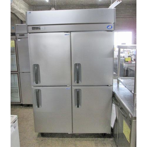 【中古】縦型冷蔵庫 パナソニック(Panasonic) SRR-K1283C2 幅1200×奥行800×高さ1900 三相200V 【送料無料】【業務用】