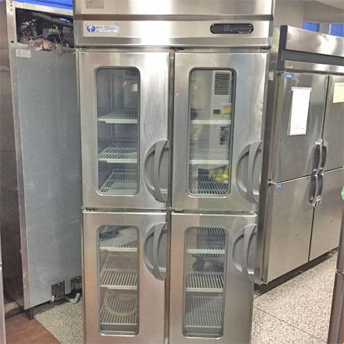 【中古】冷凍リーチインショーケース 福島工業(フクシマ) URD-34FMTA1 幅900×奥行800×高さ1950 三相200V 【送料別途見積】【業務用】【厨房機器】
