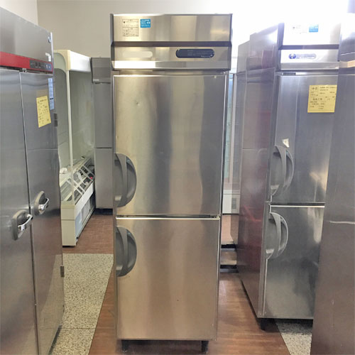 【中古】冷凍庫 福島工業(フクシマ) URD-22FMTA1 幅630×奥行800×高さ1950 三相200V 【送料別途見積】【業務用】【厨房機器】