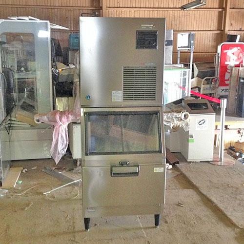 【中古】製氷機 ホシザキ CM-300AF 幅700×奥行800×高さ1800 三相200V 【送料無料】【業務用】