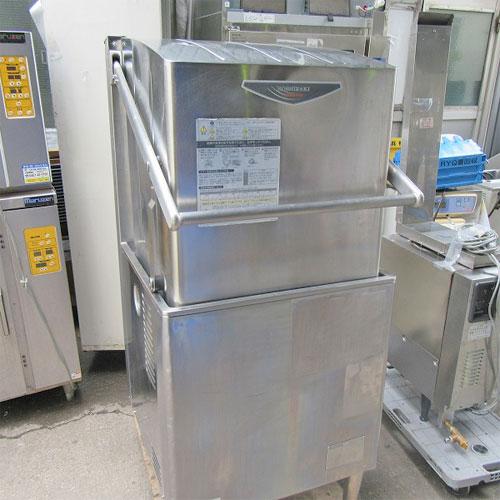【中古】食器洗浄機 ブースター付き ホシザキ JWE-680A 幅640×奥行650×高さ1420 三相200V 50Hz専用 【送料無料】【業務用】