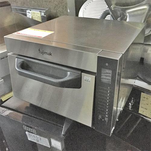 【中古】高速オーブントースター フジマック FEWS7052 幅470×奥行550×高さ350 50Hz専用 【送料別途見積】【業務用】【厨房機器】
