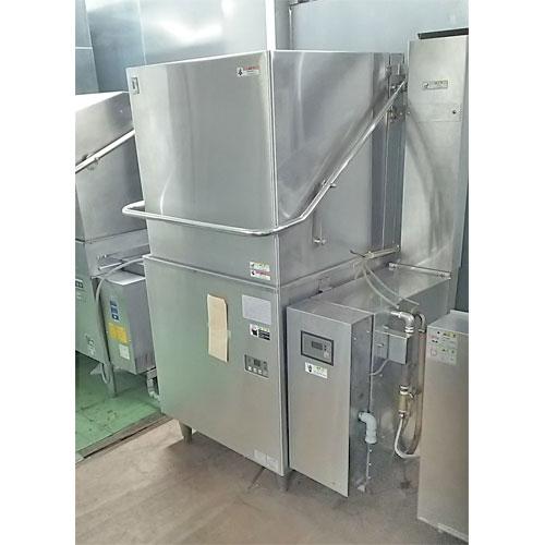 【中古】食器洗浄機 フジマック FDW60DH 幅990×奥行670×高さ1440 三相200V 50Hz専用 都市ガス 【送料無料】【業務用】