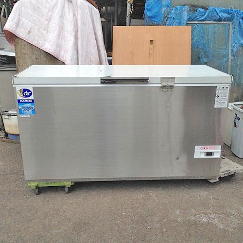 【中古】冷凍ストッカー ダイレイ DFS-500D4 幅1665×奥行740×高さ895 【送料別途見積】【業務用】【厨房機器】