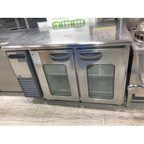 【中古】冷凍コールドテーブル 福島工業(フクシマ) TRW-42FM 幅1200×奥行750×高さ800 【送料別途見積】【業務用】【厨房機器】