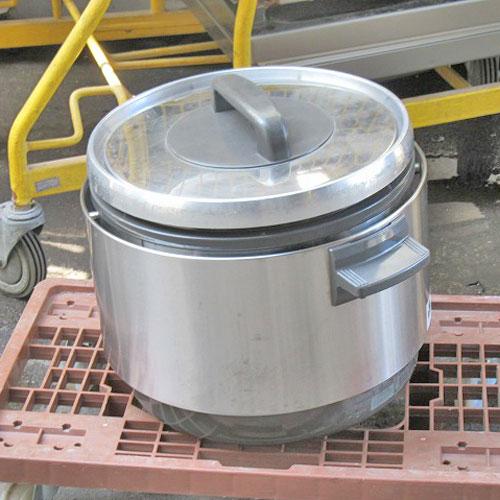 【中古】ガス炊飯器 パロマ PR-360SS 幅455×奥行381×高さ372 都市ガス/業務用/送料別途見積