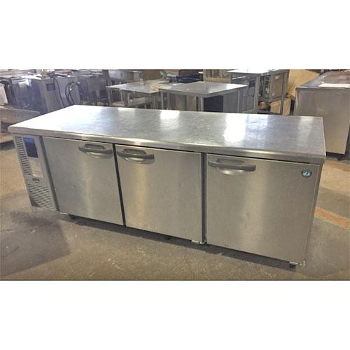 【中古】冷蔵コールドテーブル ホシザキ RT-210SDF 幅2100×奥行750×高さ800 【送料無料】【業務用】【厨房機器】
