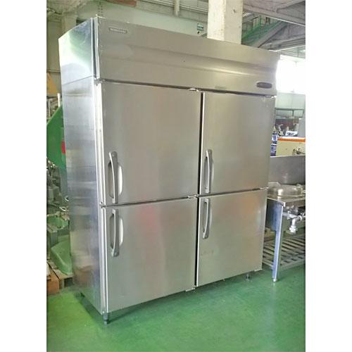 【中古】冷凍庫 ホシザキ HF-150EXT3 幅1490×奥行650×高さ1910 三相200V 【送料無料】【業務用】【厨房機器】