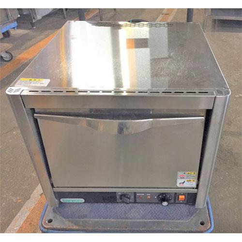 【中古】電気オーブン タニコー TPO-3E3 幅560×奥行600×高さ480 三相200V 【送料無料】【業務用】