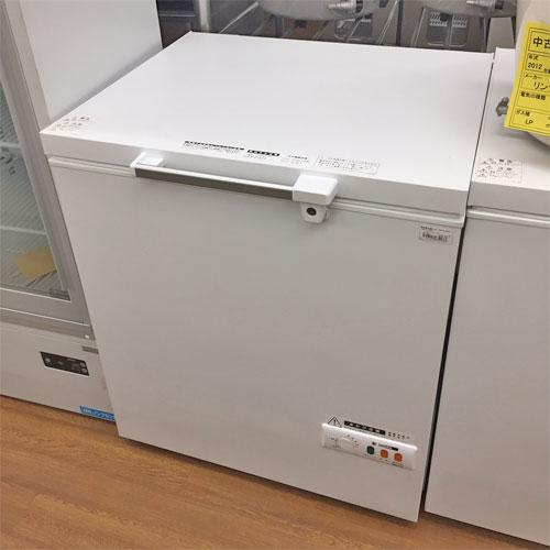 【中古】超低温冷凍ストッカー サンデン CHF-4100ZB 幅724×奥行695×高さ850 【送料別途見積】【未使用品】【業務用】
