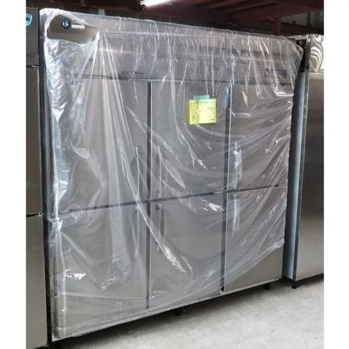 【中古】縦型冷凍冷蔵庫 ホシザキ HRF-180A3 幅1800×奥行800×高さ1910 三相200V 【送料別途見積】【未使用品】【業務用】