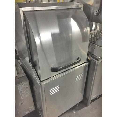 【中古】食器洗浄機(リターン) ガスブースター付き ホシザキ JWE-450RAR 幅600×奥行600×高さ1350 都市ガス 【送料別途見積】【業務用】
