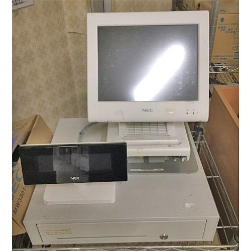 【中古】NECオーダーシステム NEC 幅450×奥行410×高さ480【送料無料】【業務用】