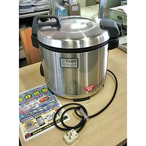 【中古】電気炊飯ジャー タイガー(TIGER) JNO-B360 幅360×奥行420×高さ383 【送料無料】【業務用】【厨房機器】