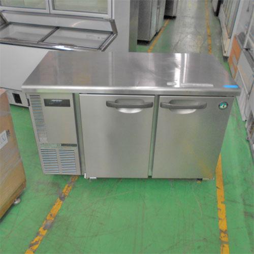 【中古】冷蔵コールドテーブル ホシザキ RT-120SNE-3 幅1200×奥行600×高さ800 三相200V/業務用/送料別途見積【厨房機器】