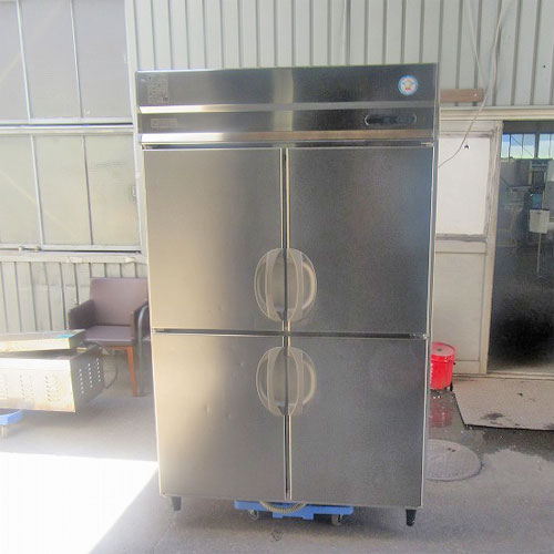縦型冷凍庫