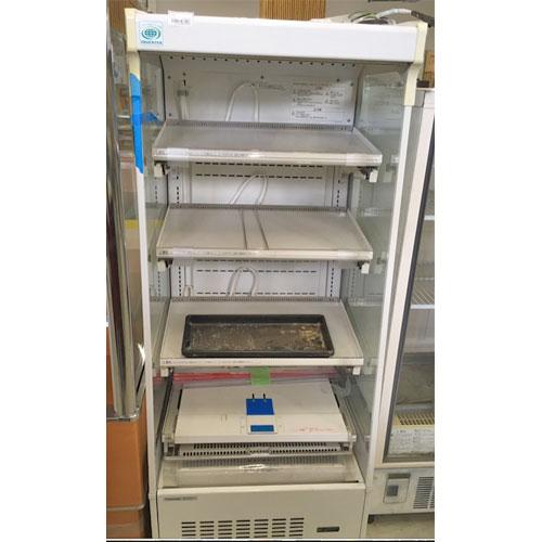 【中古】冷蔵オープンショーケース パナソニック(Panasonic) SAR--CHVBL 幅600×奥行600×高さ1495 【送料別途見積】【業務用】【厨房機器】