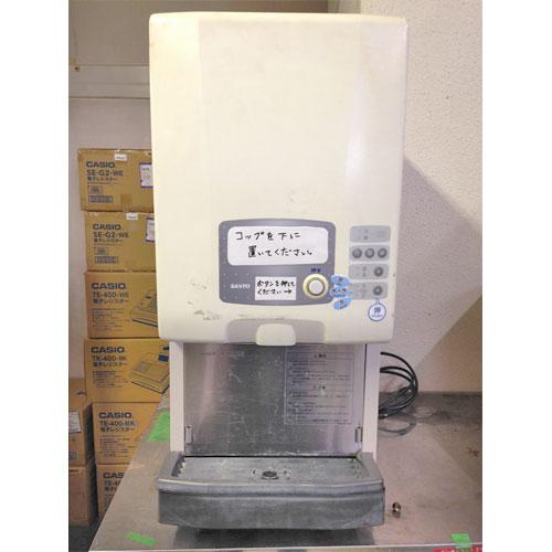 【中古】チップアイスディスペンサー 三洋 SIM-CD125 幅345×奥行585×高さ780 【送料無料】【業務用】