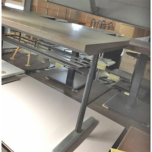 【中古】テーブル 幅1200×奥行750×高さ760 【送料別途見積】【業務用】