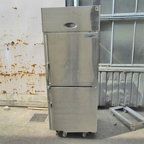 【中古】冷凍冷蔵庫 フジマック FR7665FJ 幅760×奥行650×高さ1950 【送料無料】【業務用】【厨房機器】