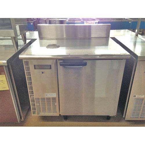 【中古】冷蔵コールドテーブル フジマック FRT0975CA 幅900×奥行750×高さ850 【送料無料】【業務用】【厨房機器】
