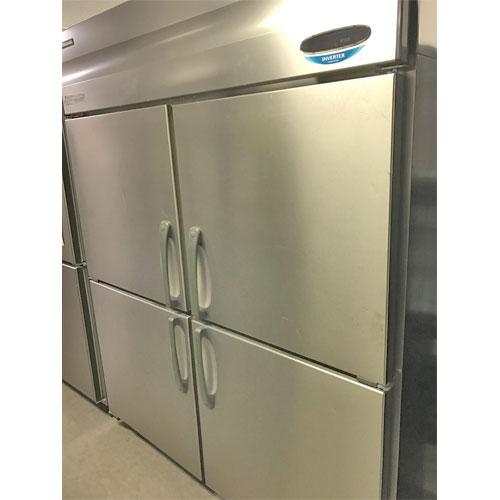 【中古】縦型冷蔵庫 ホシザキ HR-150X3-ML 幅1500×奥行800×高さ1900 三相200V 【送料無料】【業務用】