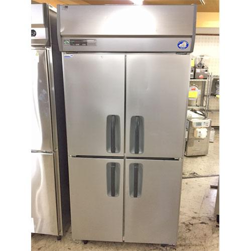 【中古】縦型冷凍冷蔵庫 パナソニック(Panasonic) SRR-J981CVS 幅900×奥行800×高さ1950 【送料別途見積】【業務用】【厨房機器】