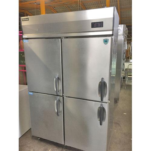 【中古】縦型冷凍冷蔵庫 ダイワ 403YS2-EC 幅1200×奥行650×高さ1910 三相200V 【送料無料】【業務用】【厨房機器】