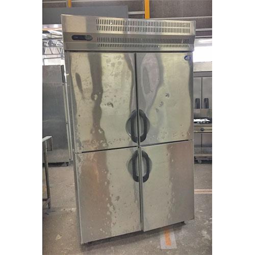 【中古】縦型冷蔵庫 パナソニック(Panasonic) BYR-F1283SA 幅1200×奥行800×高さ2150 三相200V 【送料無料】【業務用】【厨房機器】